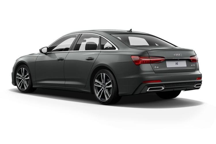 Audi A6 Saloon 45 TFSI 245ps 12V Quattro Black Edition S tronic