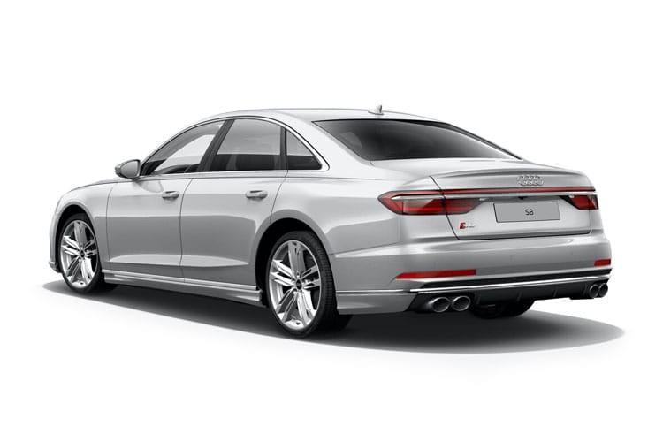 Audi A8 Saloon S8 4 Door 571ps Quattro Tiptronic