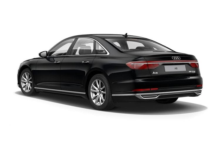 Audi A8 Saloon L 4 Door 50 TDI 286 Quattro Black Edition Tiptronic