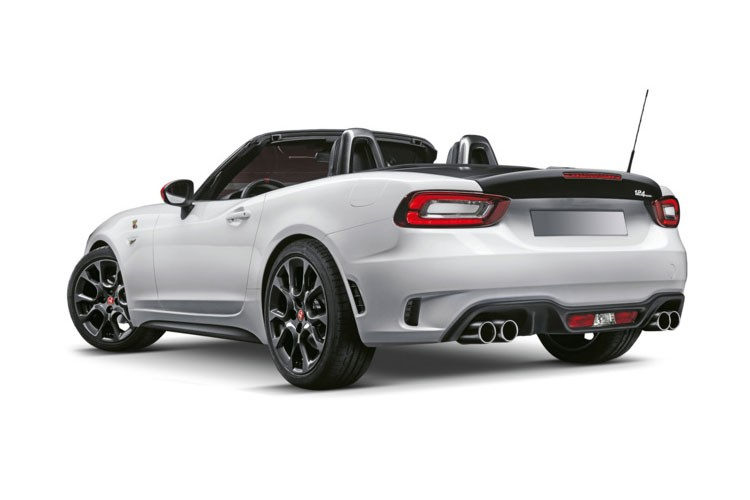 Fiat Abarth 124 Spider Roadster 1.4 Multiair 170hp