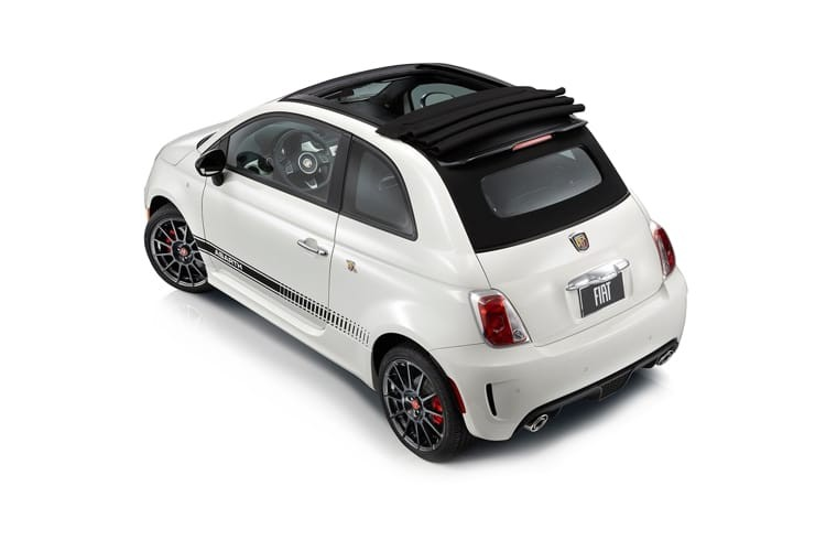 Fiat Abarth Convertible 595 1.4 T-Jet 145 70TH Anniversary