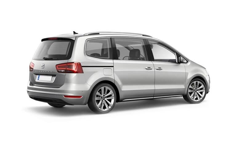 SEAT Alhambra Minivan 2.0 TDI 177 Xcellence NR DSG