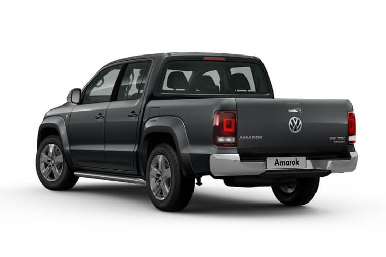Volkswagen Amarok Pick-Up Pick Up 3.0V6 TDI 258 Business Edition Permanent Bmt Auto