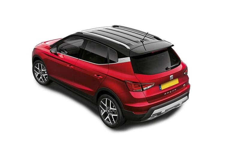 seat arona hatchback 5 door 1 6 tdi 95ps xcellence dsg. Black Bedroom Furniture Sets. Home Design Ideas