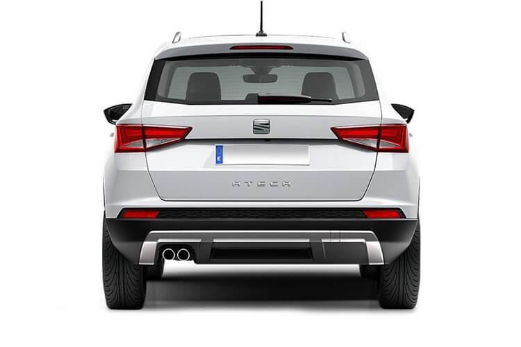 SEAT Ateca SUV 1.5 TSI 150ps Evo FR EZ