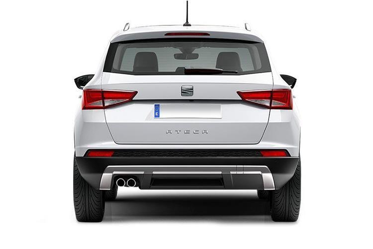 SEAT Ateca SUV 2.0 TDI 150ps SE EZ DSG