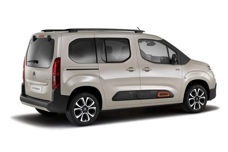 Citroen Berlingo Van 1.2 PureTech 110 Feel XL Start+Stop