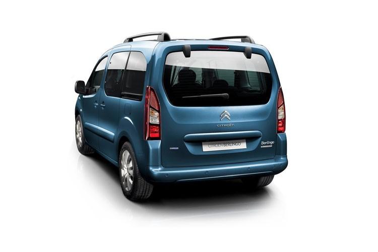 Citroen Berlingo Multispace Minivan Berlingo 5 Door 1.6BlueHDi 100 Family Pack Feel