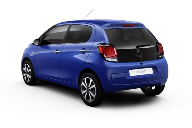Citroen C1 Hatchback 5 Door 1.0 VTi 72 Feel Etg
