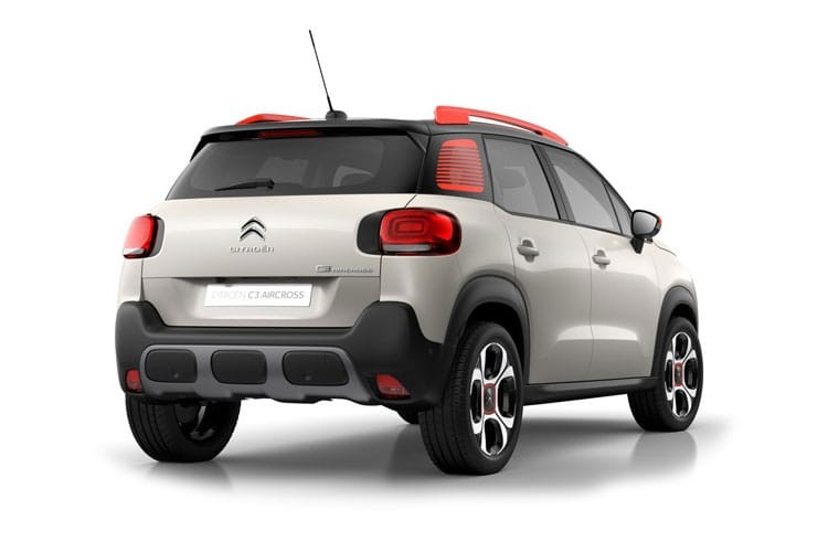 Citroen C3 Aircross Hatchback 1.2 Puretech 130 Flair Start+Stop EAT6
