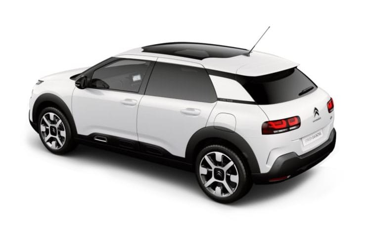 Citroen C4 Cactus Hatchback 1.5 Bluehdi 100 Flair 6speed Start+Stop