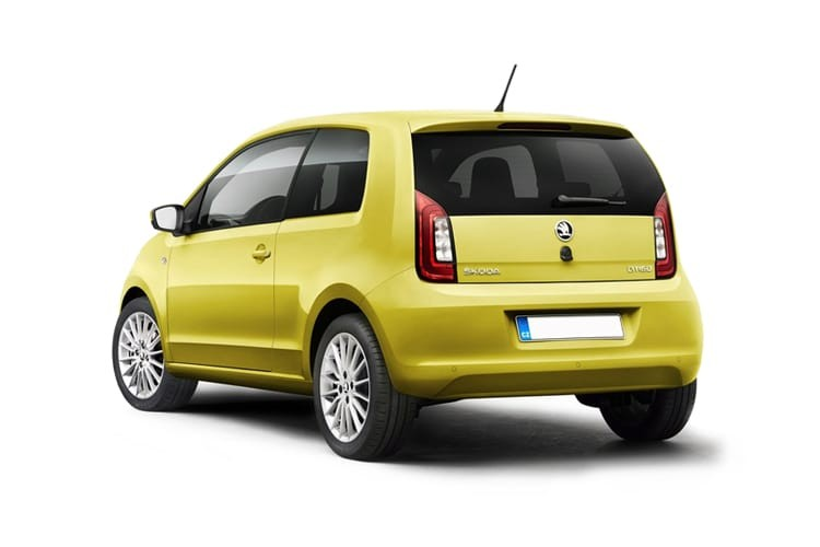 Skoda Citigo Hatchback 3 Door Hatch 1.0 MPI 60 Monte Carlo GreenTech