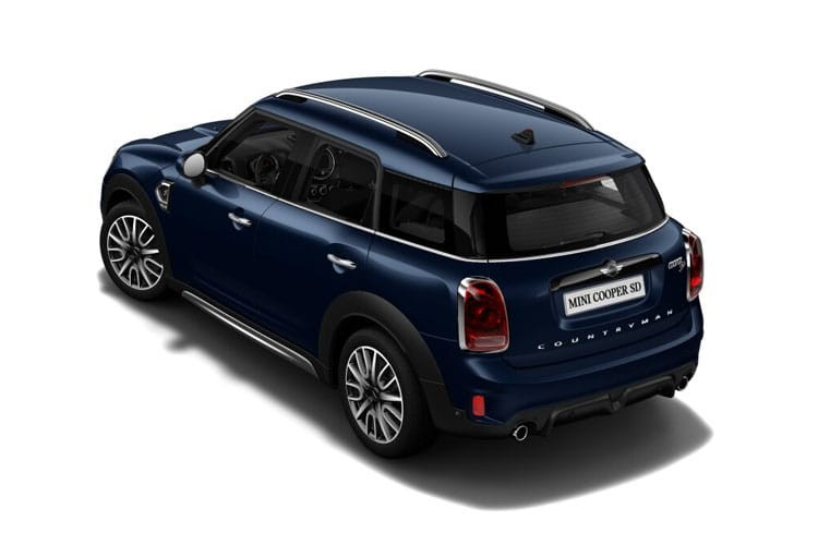 MINI Countryman Hatchback 1.5 Cooper Classic Comfort Nav Plus Pack