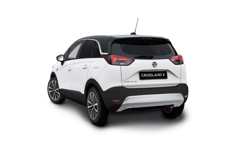 Vauxhall Crossland X SUV 1.5TD ecoTEC 102 SE Nav 6speed Start+Stop