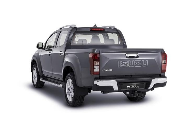 Isuzu D-Max Pick Up 1.9 Double Cab Yukon 4X4