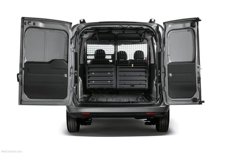 Fiat Doblo Van Cargo 1.3 95 SX Multijet II