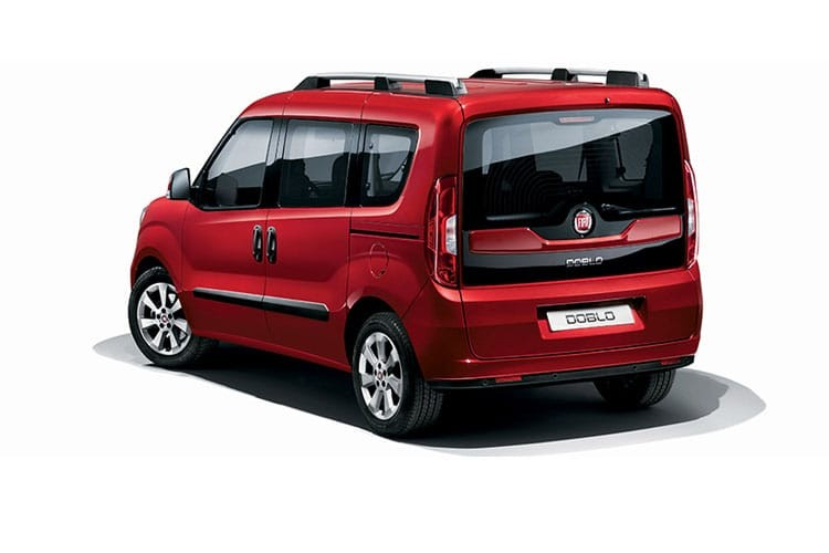 Fiat Doblo Estate 1.6 16V 120 Multijet Lounge High Roof Eco Pack
