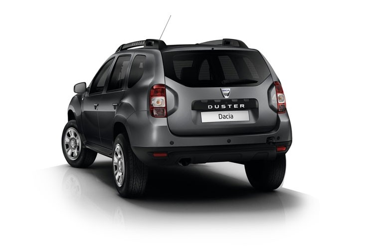 Dacia Duster SUV 5 Door 1.6 SCe 115 Access 4x4