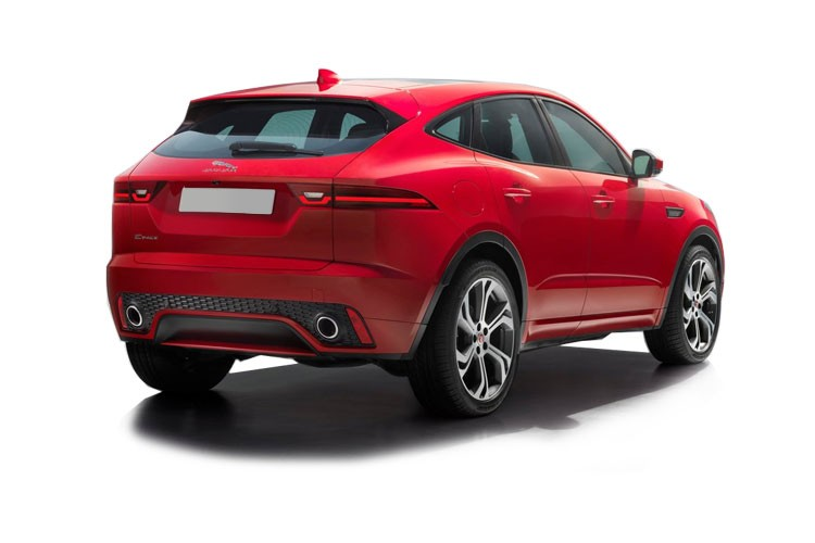 Jaguar E-Pace SUV 2.0 I4 200PS R-Dynamic Auto AWD
