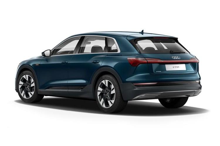 Audi E-Tron Estate 50 71kwh Quattro 313ps S Line