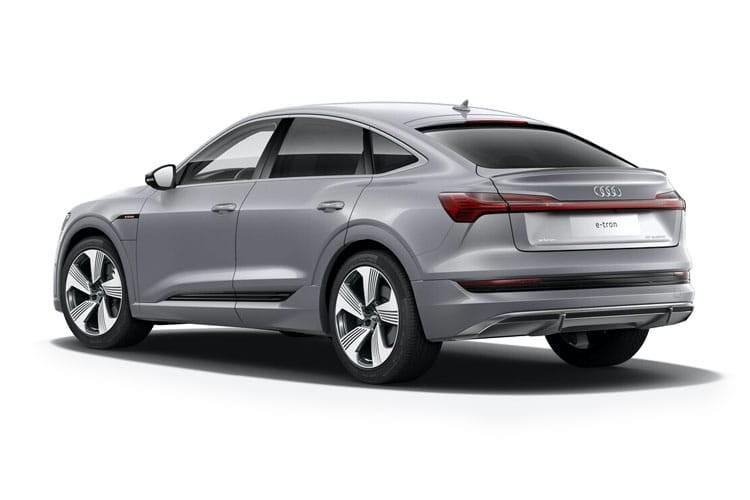 Audi E-Tron Sportback 50 71kWh Quattro Lch/Ed Comfort+Sound Pack