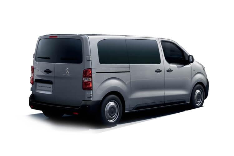 Peugeot Expert Van Combi 1.5 BlueHDi 120 Compact Start+Stop