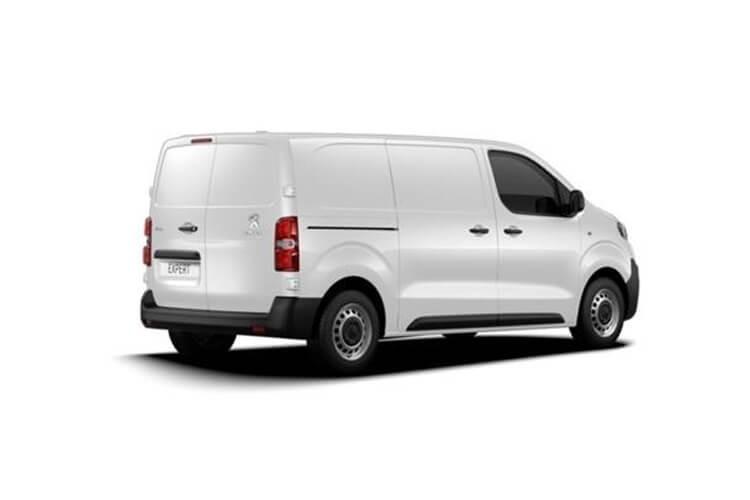 Peugeot Expert Van Long 2.0 BlueHDi 120 Asphalt Start+Stop