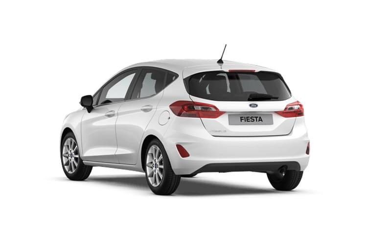 Ford Fiesta Hatchback 5 Door 1.0T EcoBoost 95ps Trend Nav