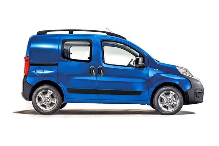Fiat Fiorino Van Combi M1 1.3 Multijet 80 Active Start+Stop