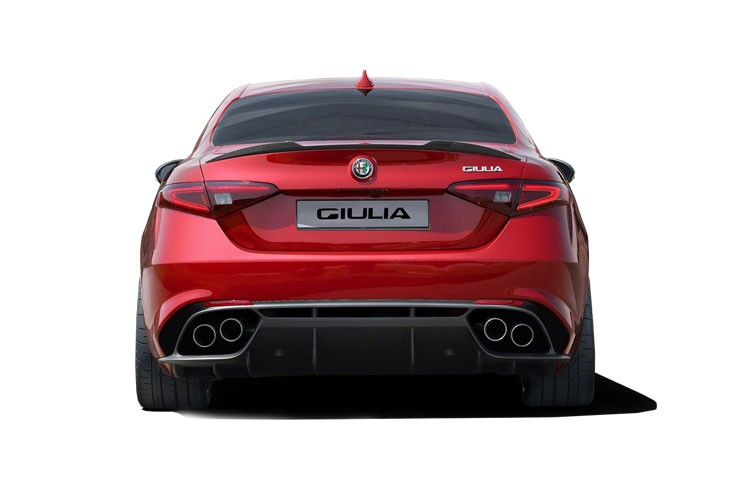 Alfa Romeo Giulia Saloon 2.0 Turbo 200hp Sprint Auto