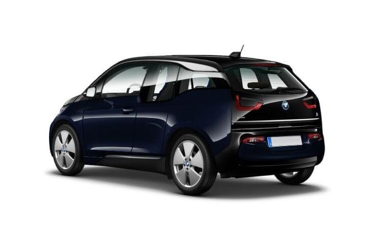 BMW i3 Hatchback Hatch eDrive 120Ah Interior World Loft Auto