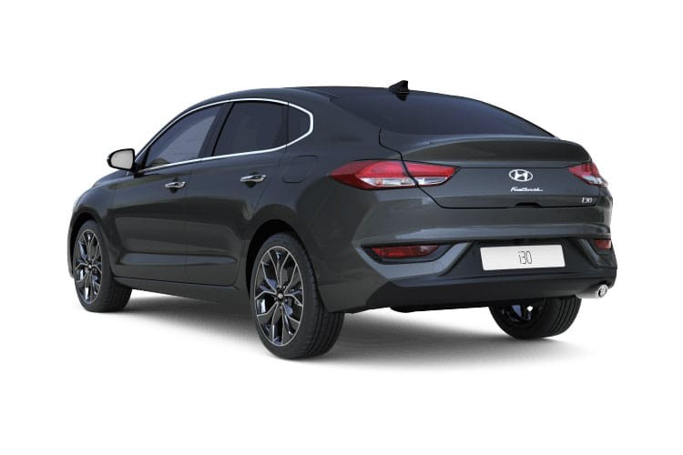 Hyundai i30 Hatchback 5 Door Fastback 1.4 T-GDi 140ps SE Nav