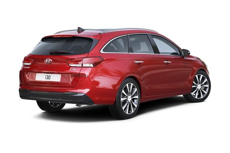 Hyundai i30 Estate Tourer 1.4 T-GDi 140 SE Nav DCT