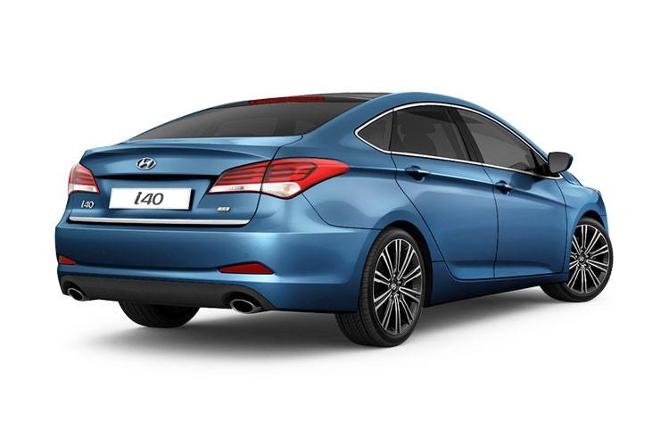 Hyundai i40 Saloon 1.6 CRDi 136 SE Nav