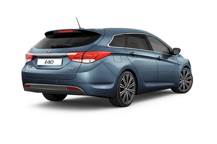 Hyundai i40 Estate Tourer 1.6 CRDi 136 SE Nav