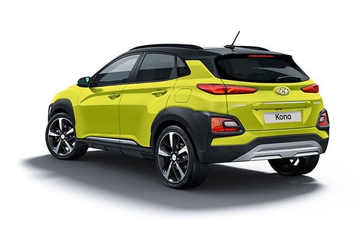 Hyundai Kona Hatchback Hatch 1.6 CRDi 136ps Premium 7DCT