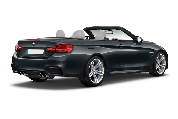 BMW M4 Convertible 2 Door Convertible 3.0 Competition Pack LCI