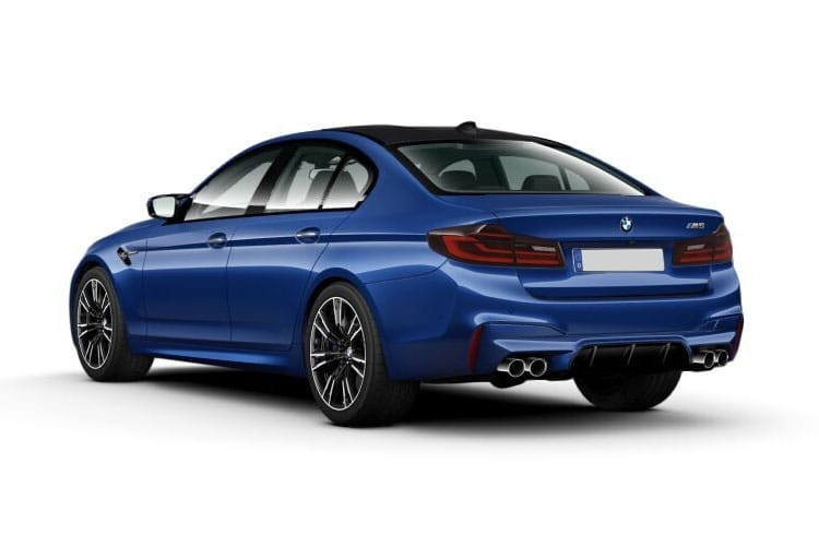 BMW M5 Saloon 4 Door 4.4 xDrive Competition Auto
