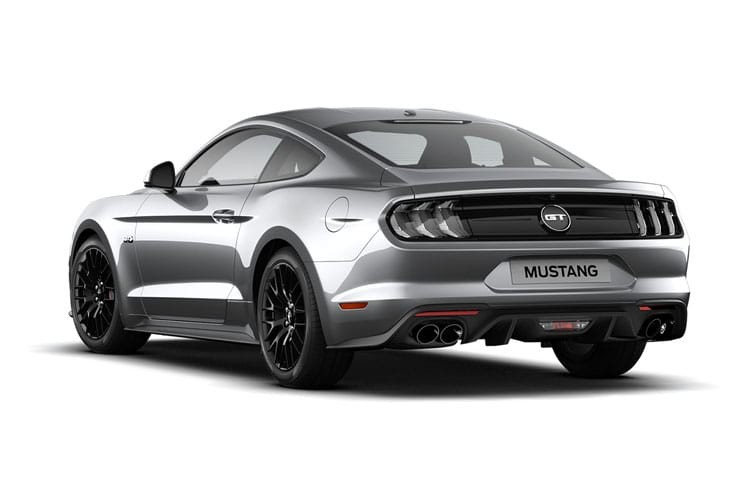 Ford Mustang Fastback 2.3 290 EcoBoost Custom 3