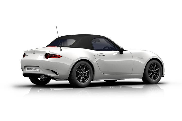 Mazda MX-5 Convertible 2 Door Sav-G 1.5 132ps Sport