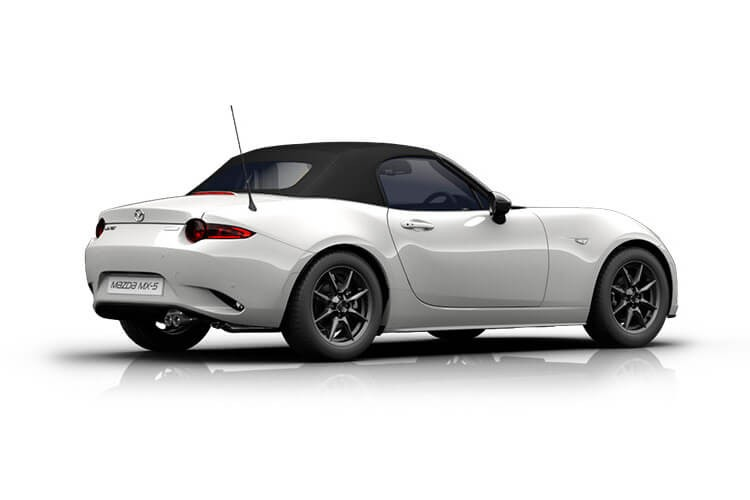Mazda MX-5 Convertible 2 Door 2.0 184ps SE-L Nav+
