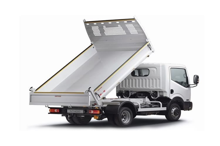 Nissan NT400 Cabstar MWB Double Cab Tipper 35.13 3.0dCi
