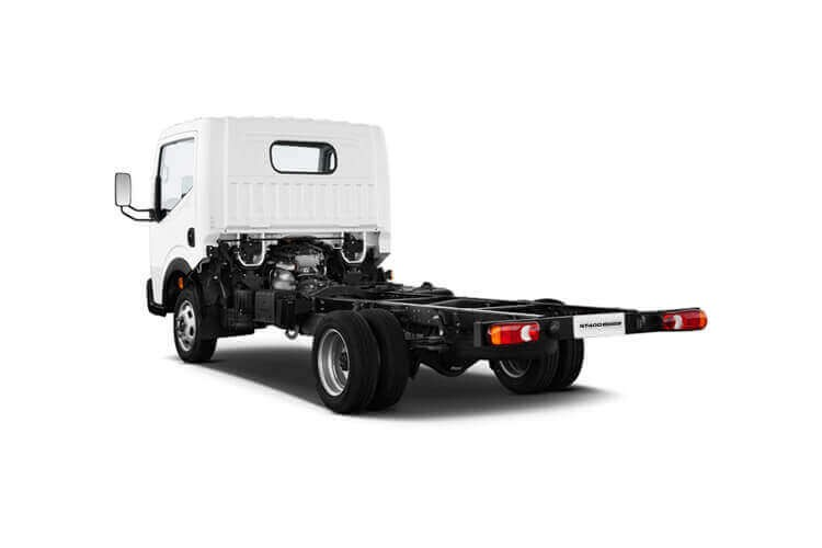 Nissan NT400 Cabstar LWB Double Cab Tipper 35.13 3.0dCi