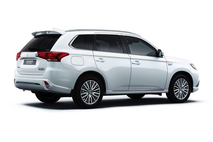 Mitsubishi Outlander SUV 5 Door 2.4 Phev Juro Leather Auto