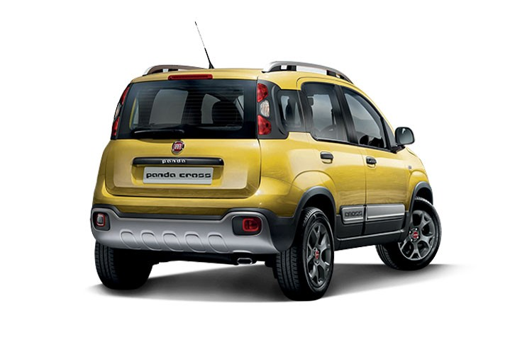 Fiat Panda Cross 5 Door Hatch mHEV 1.0 70hp Trusrd