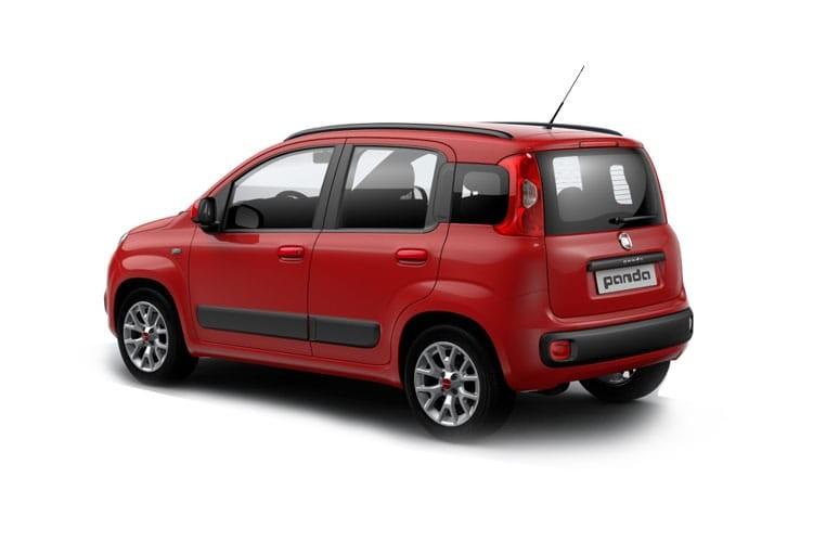 Fiat Panda Hatchback 5 Door Hatch 0.9 85 Twinair Easy Dualogic