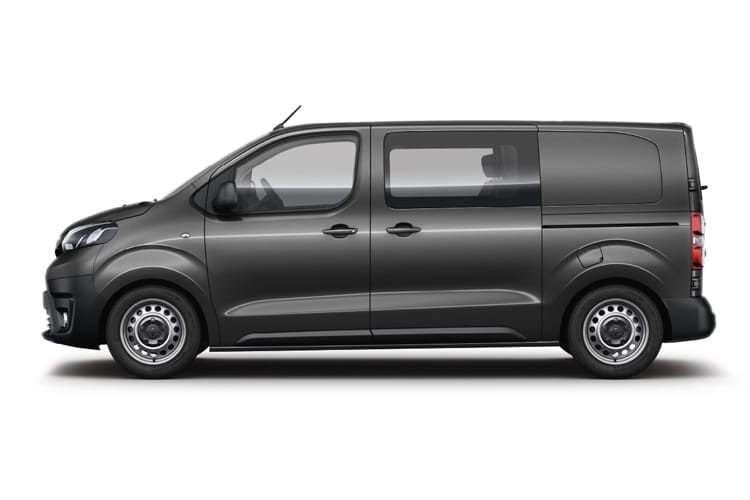 Toyota Proace Van 2.0D 120 Icon Crew Long