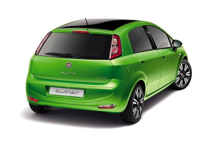 Fiat Punto Hatchback 5 Door 1.4 8V 77hp Pop+