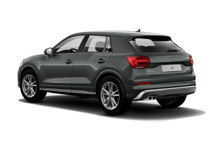 Audi Q2 SUV 35 TFSI 150 Black Edition Tech Pack Cod