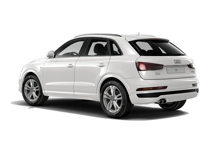 Audi Q3 SUV Suv 2.0 TDI 150ps Black Edition